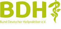 Logo Bund Deutscher Heilpraktiker e.V.